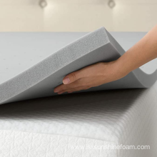 "2"" Charcoal Infused Memory Foam Topper TXL"